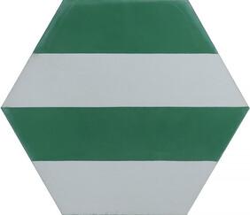 Kinono B - Pea Green and Pure White