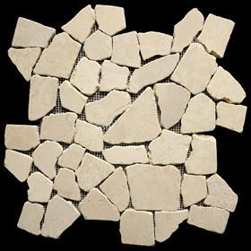 Beige Marble Large Random tiles