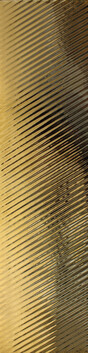 Gradient  Brick Decor - Gold Gloss