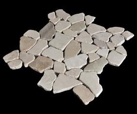 Beige Marble & Quartz Mix Random tiles