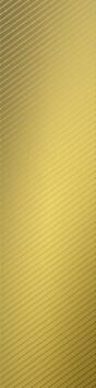 Gradient  Brick Decor - Gold Matt