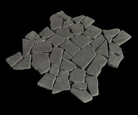 Black Basalt Random tiles