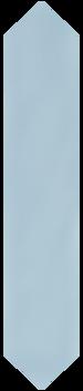 Gradient  Crayon - Blue Matt