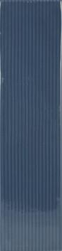 Gradient  Brick Decor  - Indigo Gloss