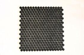 Cuba - Hexagon- Matt Black