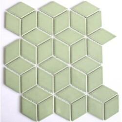3D Hex - Green