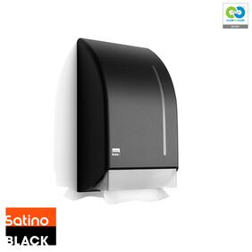 Satino Black - Paper Towel Dispenser