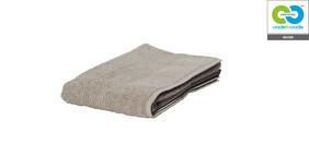 Clarysse - Taupe - Single Bath Towel
