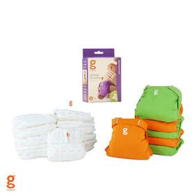 gNappies - (Exclusive) Newborn Starter Bundle