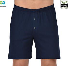 Men's Navy Boxer Shorts - 2019