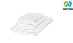 Clarysse - White - Single Towel Pack