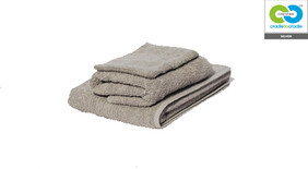Clarysse - Taupe - Single Towel Pack