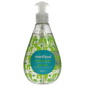 Method  - Gel Hand Soap 345ml - Botanical Garden