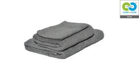 Clarysse - Grey - Single Towel Pack