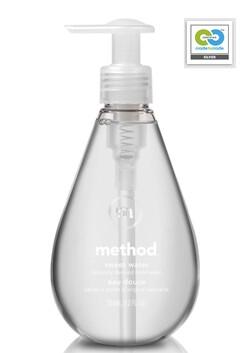 Method  - Gel Hand Soap 345ml - Sweet Water