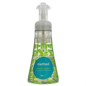 Method - Limited Edition Foaming Hand Soap - Botanical Garden