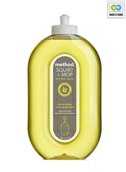 Method - Squirt & Mop Floor Cleaner - Lemon + Ginger