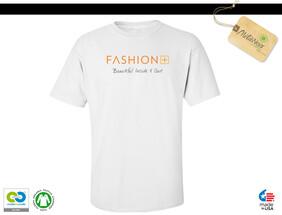 UniSex RoundNeck White T-Shirt - Meta Wear