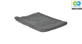 Clarysse - Grey - Face Cloth Mitt