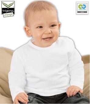 Trigema - 100% Organic Cotton C2C Baby T-Shirt