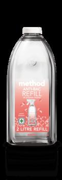 method - peach blossom - anti-bac all purpose cleaner REFILL