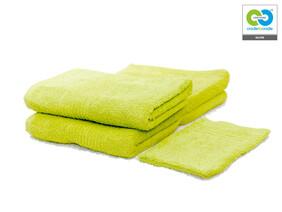 Clarysse - Green - Single Towel Pack
