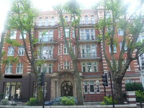 3 bedroom flat for rent - Blomfield Court, Maida Vale, London W9 1TS