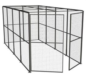 MAXI BOX 4 - Mesh Security Cage