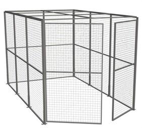 MAXI BOX 3 - Mesh Security Cage