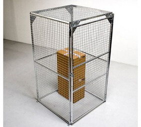 COMPACT BOX - Mesh Security Cage