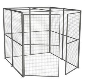 MAXI BOX 2 - Mesh Security Cage