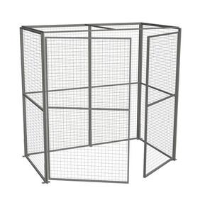 MAXI BOX 1 - Mesh Security Cage