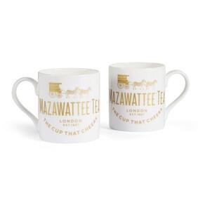 MAZAWATTEE CUP