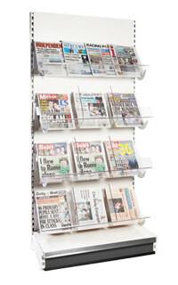NP1  1000 Newspaper bay