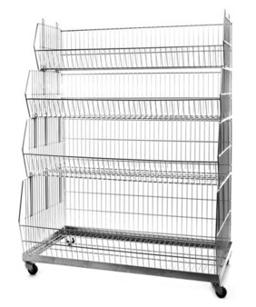 Stacking Baskets 980mm