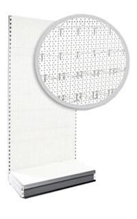 PF1 665 Perforated Wall bay