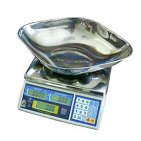 FD 110 Scale With Scoop
