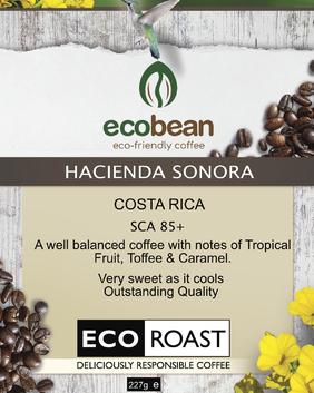 Hacienda Sonora Costa Rica
