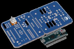 Escornabot Ogaki board + Arduino Micro original