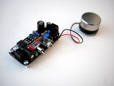 Joselito Amplifier (mono) - minimal version