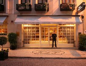 Hotel Lisboa Plaza - Lisbon