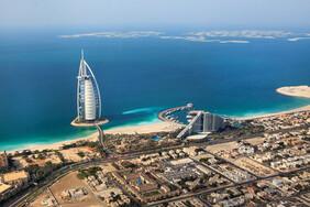 Burj al Arab - Dubai Beachfront
