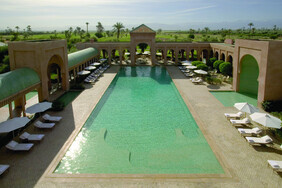 Amanjena - Marrakech