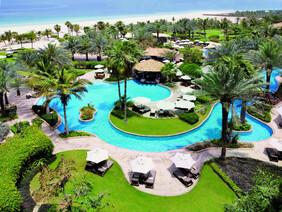 Ritz Carlton Hotel - Dubai Beachfront