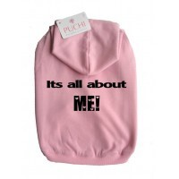 Its all about me hoodie Pink size Medium size Yorkshire