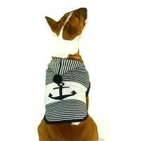 Latest fashionable Nautical Cardigan Size Medium - dog Yorkshire