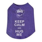 """Keep Calm and hug me t-shirt size M 10"""""""
