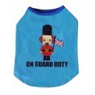 """Fun tank for your little security guard size XL 14"""""""""""