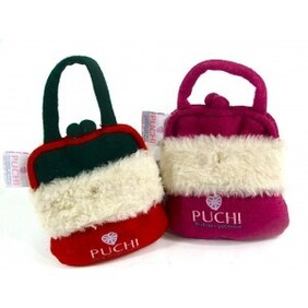 These adorable bags are for the pooch that has it all - pink available