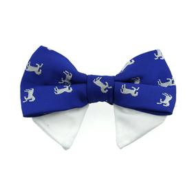 Universal Dog Bow Tie - Navy Blue (Type 2)
